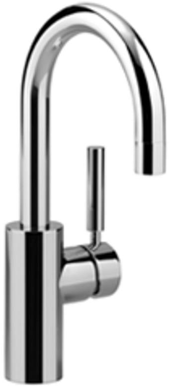 Dornbracht 33510885 Tara Logic Single Lever Lavatory Mixer