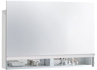 Robern Uc4827fp Uplift 48 Quot Mirrored Medicine Cabinet