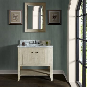 Fairmont Designs 1515 Vh36 River View Bathroom Vanity Qualitybath Com