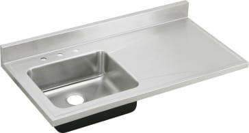 Elkay S4819 Gourmet 48 Quot Kitchen Sinktop Qualitybath Com