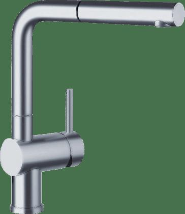 Blanco 441196 Linus Pullout Kitchen Faucet Qualitybath Com