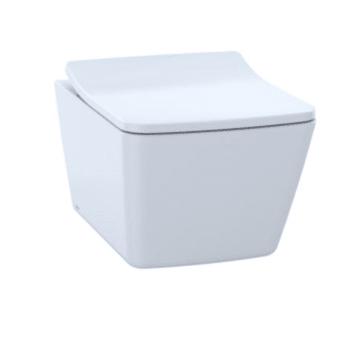 Toto Ct449cfg 01 Sp Wall Hung Toilet Qualitybath Com