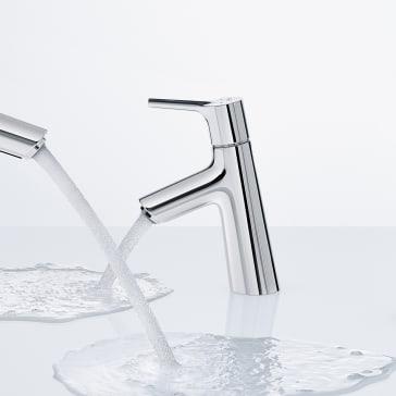 Hansgrohe 72018001 Talis S 80 Faucet Qualitybath Com