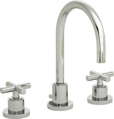 California Faucets 6502 Tiburon 8\