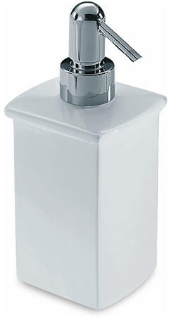 Italbrass Td457 Tendo Ceramic Free Standing Liquid Soap Dispenser