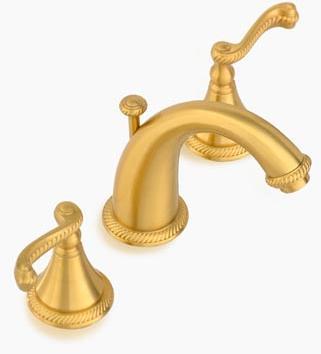 Santec 2220AN Kriss Widespread Lavatory Faucet | QualityBath.com