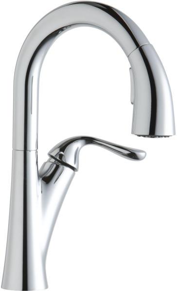 Elkay LKHA4032LS Harmony Pull-down Kitchen Faucet | QualityBath.com