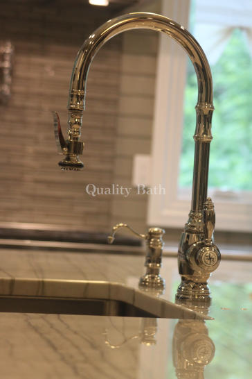 Waterstone 5500 Plp Extended Reach Pulldown Kitchen Faucet ...