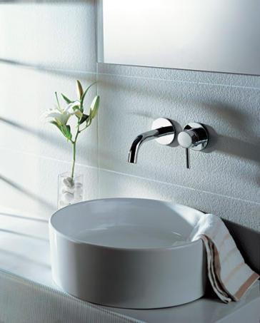 Artos F501-8-1 Opera In Wall Lav Faucet Single Handle | QualityBath.com
