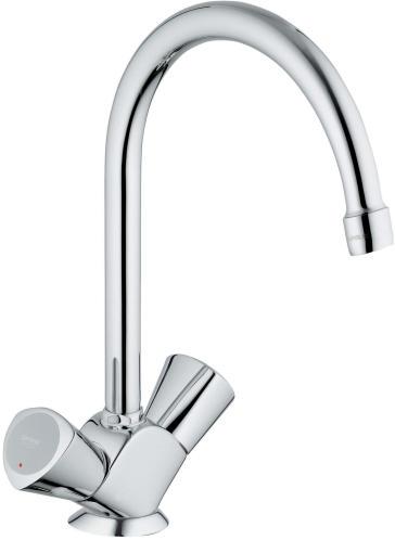 Grohe 31074001 Classic Ii Kitchen/bar Faucet | QualityBath.com