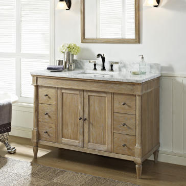 Wonderful 48 Bathroom Vanity Exterior