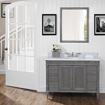 ... Bathroom Vanities Image 6 Fairmont Designs 142 V48 Image 7 ...
