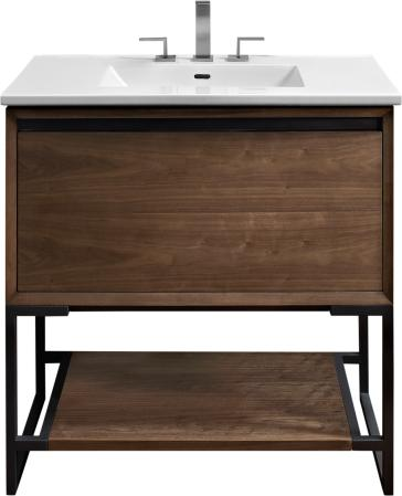 natural walnut toledo qualitybath vanities designs wall fairmont mount in bathroom vanity inside inspirations incredible com popular