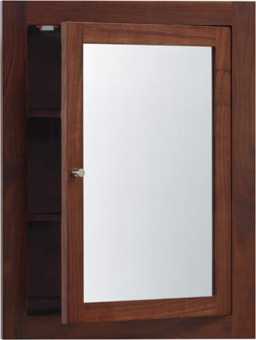 Ronbow 618125 Raine 24 1 2 Quot Wood Medicine Cabinet Qualitybath Com
