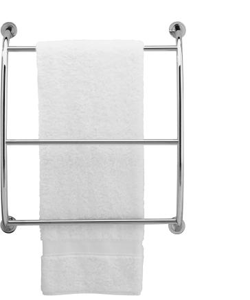 Valsan 57200 essentials wall mounted towel rack for Valsan bathrooms