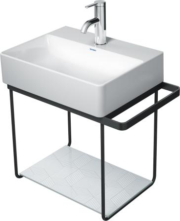 Duravit 003110 Durasquare Metal Console Wall Mounted