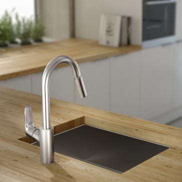 Hansgrohe 04505 Image 1 Faucets 2