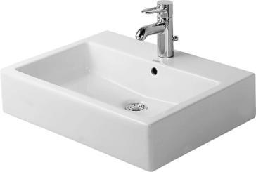 Duravit 0454600087 Vero Washbasin   QualityBath.com
