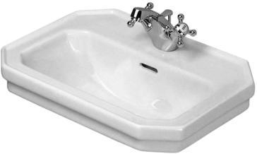 duravit 0785500000 1930 series wall mounted handrinse basin. Black Bedroom Furniture Sets. Home Design Ideas