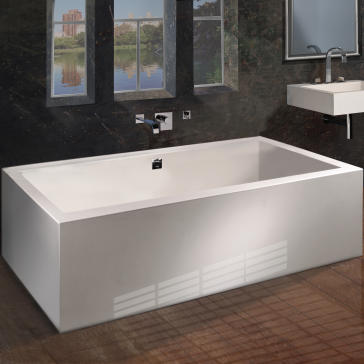 Mti Ast106a Andrea 16 Air Tub With Sculpted Finish