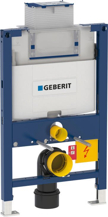 Geberit 111 012 00 1 Omega Duofix Carrier Frame With