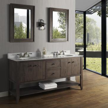 Fairmont Designs 1516 Vh7221d River View Bathroom Vanity