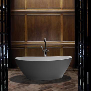 Mti S195 Elise 6 Freestanding Soaker Tub | QualityBath.com