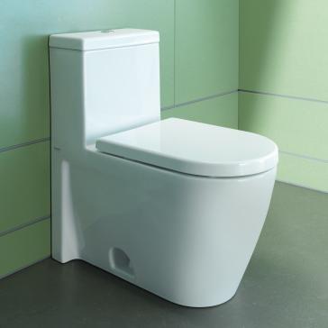 Duravit 2133010005 Starck 2 One Piece Toilet   QualityBath.com