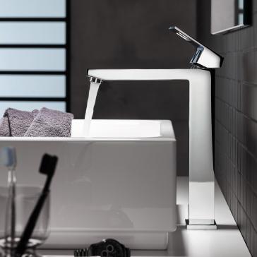 Grohe 23671000 Eurocube Xl Size Lavatory Faucet