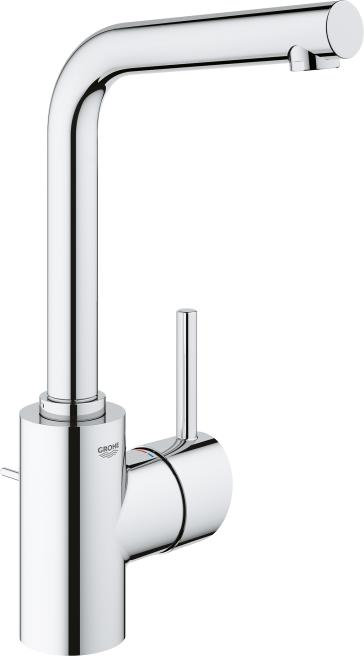 Grohe 23737 Concetto Single Lever Faucet Qualitybath Com