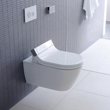 Duravit 2544590092 Set Darling New Wall Mounted Toilet