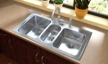 43 x 22 kitchen sink elkay lgr4322 harmony 43 quot kitchen sink qualitybath 7359