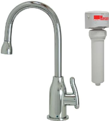Mountain Plumbing MT1803FIL-NL/CPB Point-of-use Drinking Faucet And ...