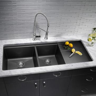Blanco 441408 Meridian Semi Professional Kitchen Faucet ...