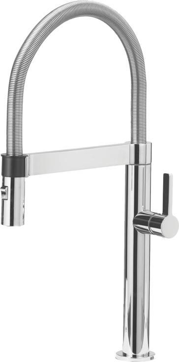 Blanco 441622 Culina Mini Semi Professional Kitchen Faucet