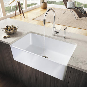 Single Tub Kitchen Sink Blanco 524259 cerana ii 33 apron front kitchen sink formerly model blanco 524259 cerana ii 33 apron front kitchen sink formerly model 441695 qualitybath workwithnaturefo