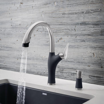 Blanco 442023 Artona Kitchen Faucet | QualityBath.com