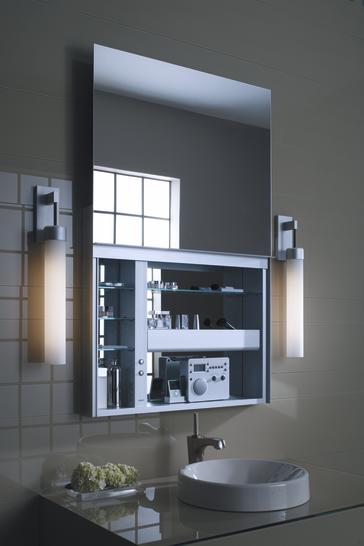 Robern Uc3627fp Uplift 36 Quot Mirrored Medicine Cabinet