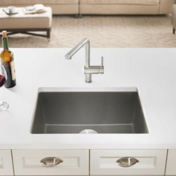 Blanco 522414 Precis 23 1 2 Quot Kitchen Sink Qualitybath Com
