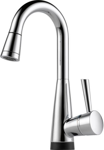 Brizo 64970lf Venuto Kitchen Faucet With Smart Touch