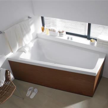 Duravit 700212000000090 Paiova Soaker Tub | QualityBath.com