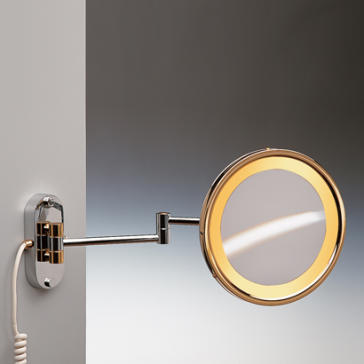Windisch 99150 Incandescent Light Wall Mounted Magnifying