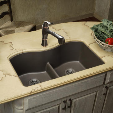 Elkay Elgulb3322 Quartz Classic 33 Quot Kitchen Sink