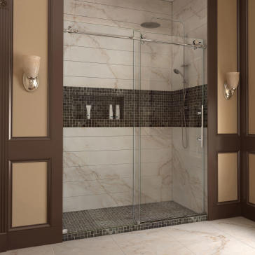Dreamline shdr 61607610 enigma x 60 sliding shower door dreamline shdr 61607610 image 1 dreamline shower doors planetlyrics Image collections