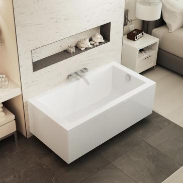 Maax 410022-R-000-001 Modulr 6032 Soaker Tub   QualityBath.com