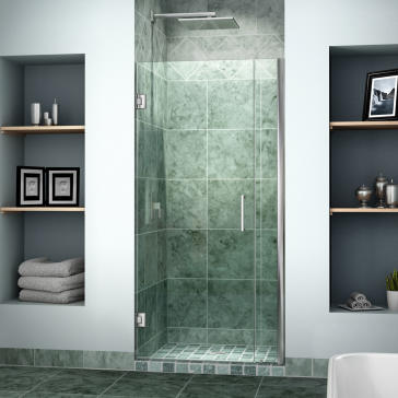 Dreamline Shdr 20307210 Unidoor 30 Quot 24 Inch Shower Door