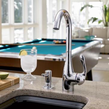 Hansgrohe 14801 Allegro E Bar Faucet | QualityBath.com