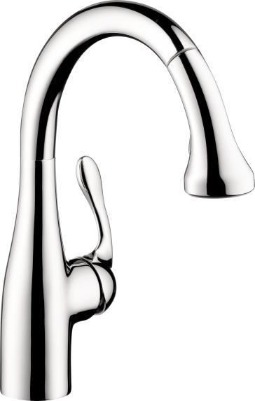 Hansgrohe Allegro E Kitchen Faucet H Reviews