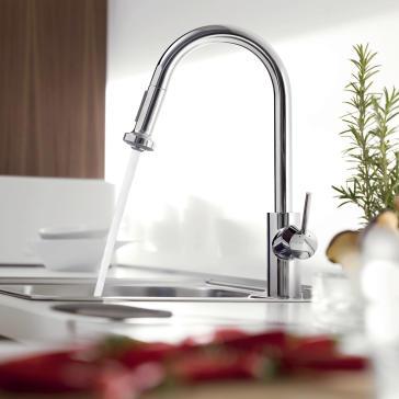 Hansgrohe 04286 Talis S Prep Kitchen Faucet Qualitybath Com