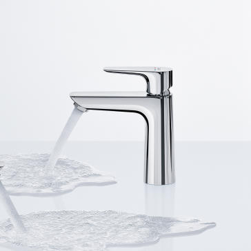 hansgrohe 71710 talis e 110 faucet. Black Bedroom Furniture Sets. Home Design Ideas
